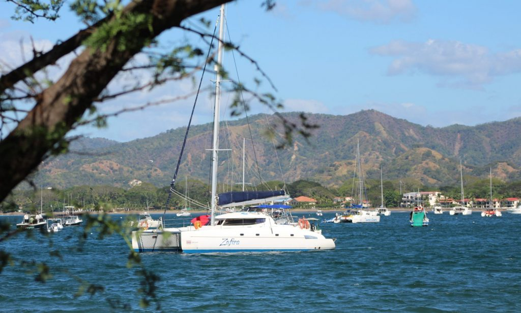 Sailing Riu Guanacaste and Riu Palace